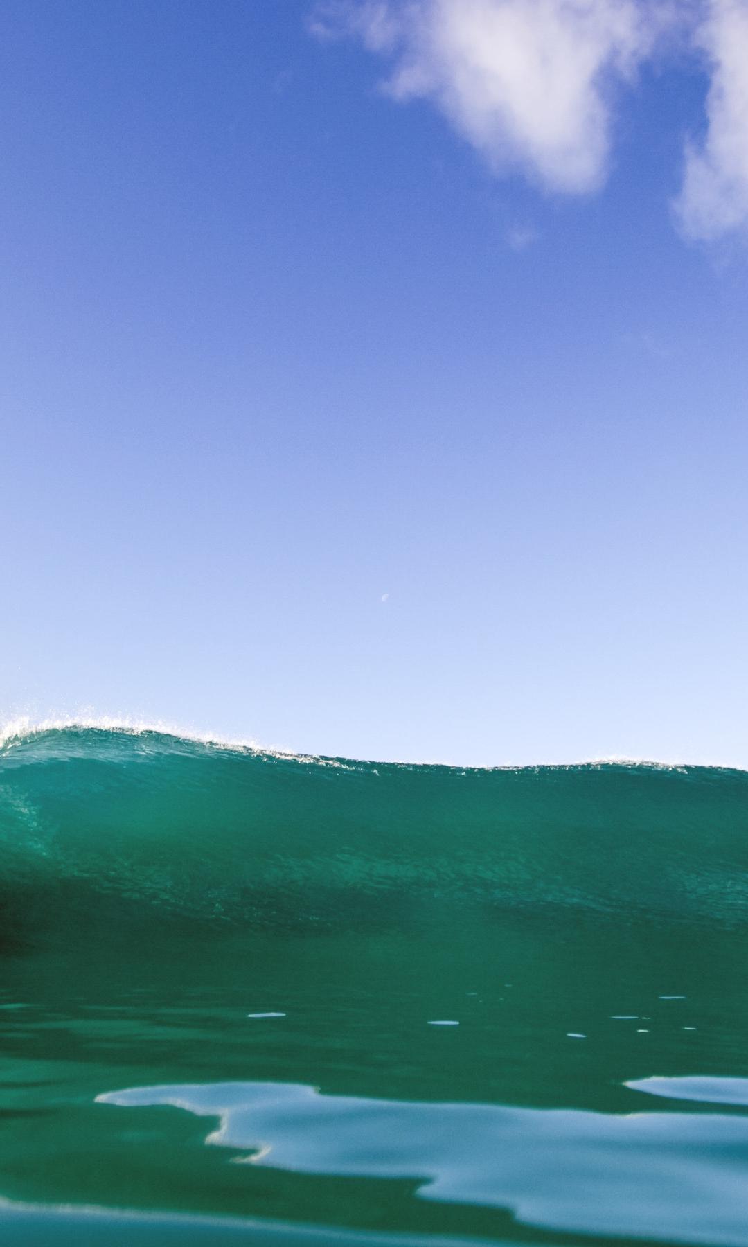 Big Ocean Iphone Wallpaper Idrop News
