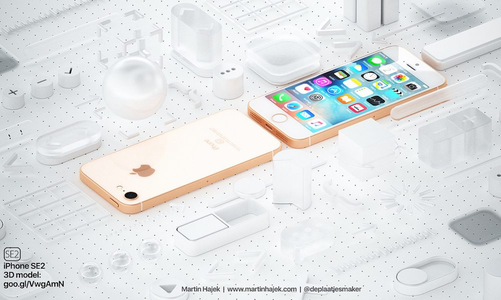 Iphone Se 2 Concept Image