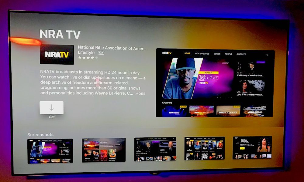 Nra Tv Apple Tv