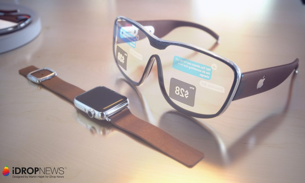 Apple Ar Glasses Concept Idrop News Martin Hajek
