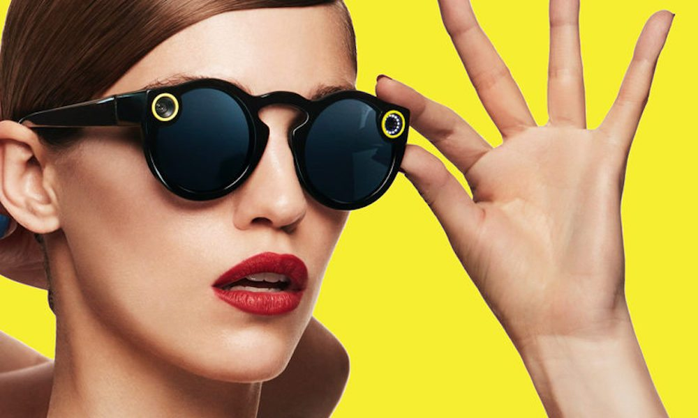 Snapchat hopes for second time lucky with new Spectacles launch