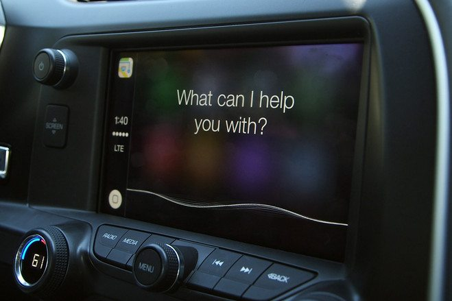Carplay Siri Wsj