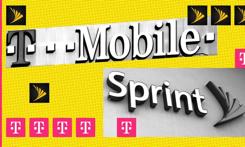 Sprint/T-Mobile merger proposal gets official at the FCC