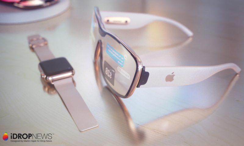Apple's Futuristic AR Glasses Might Warp Scenery to Help the Visually Impaired