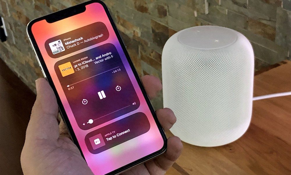 Homepod Iphone X