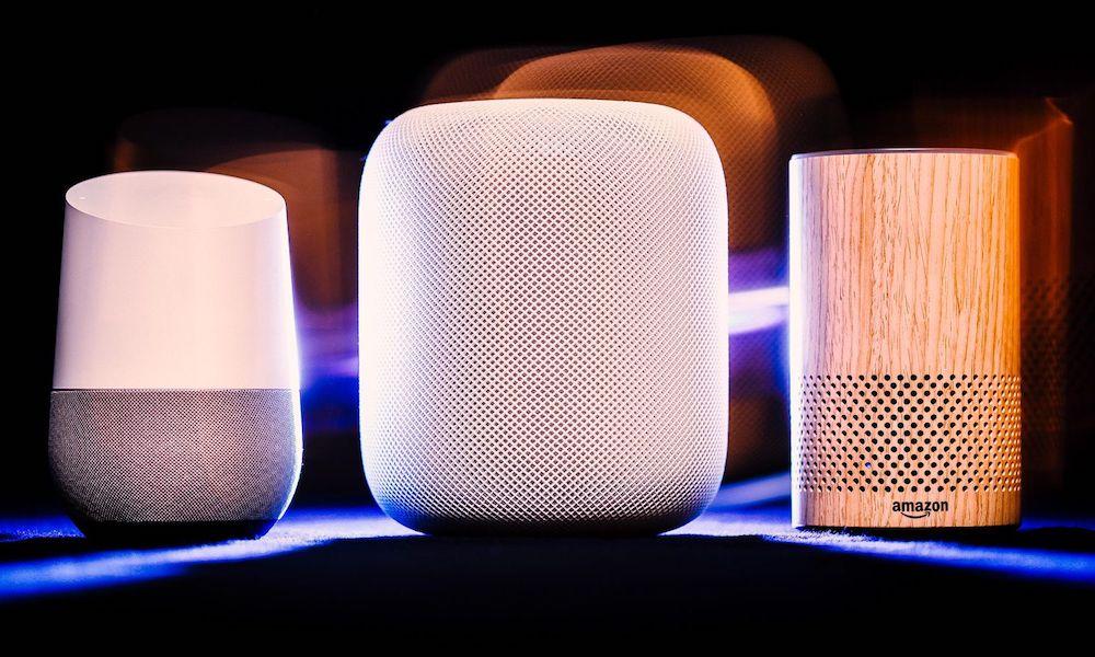 Homepod Echo Google Home 1