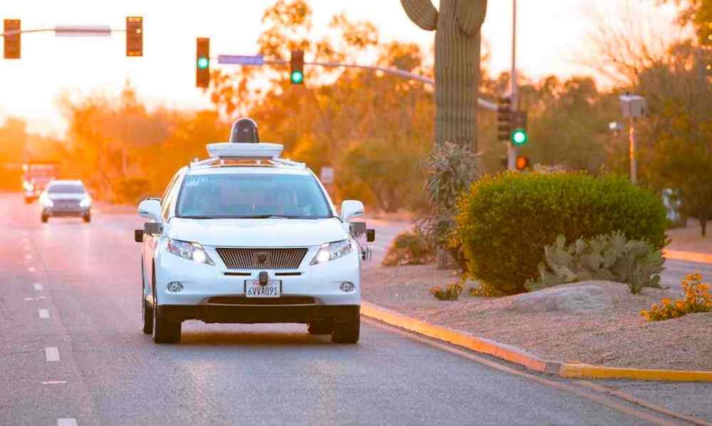 China's Didi Chuxing to Test Self-Driving Cars in California