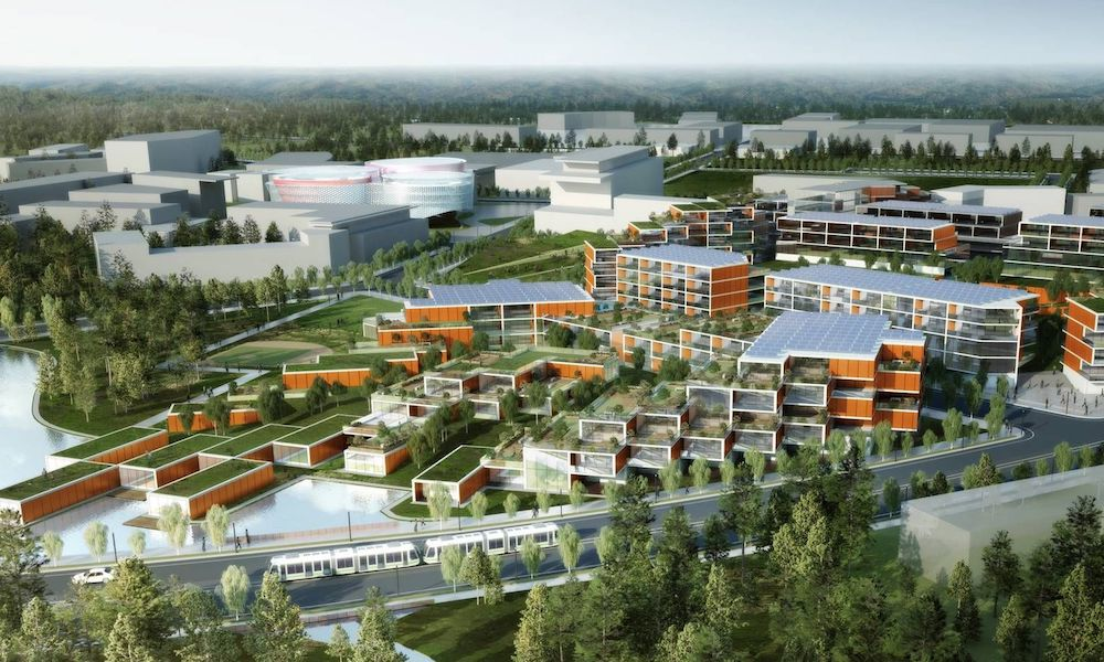 Apple's Next Campus Could Either Be In Arizona Or North Carolina