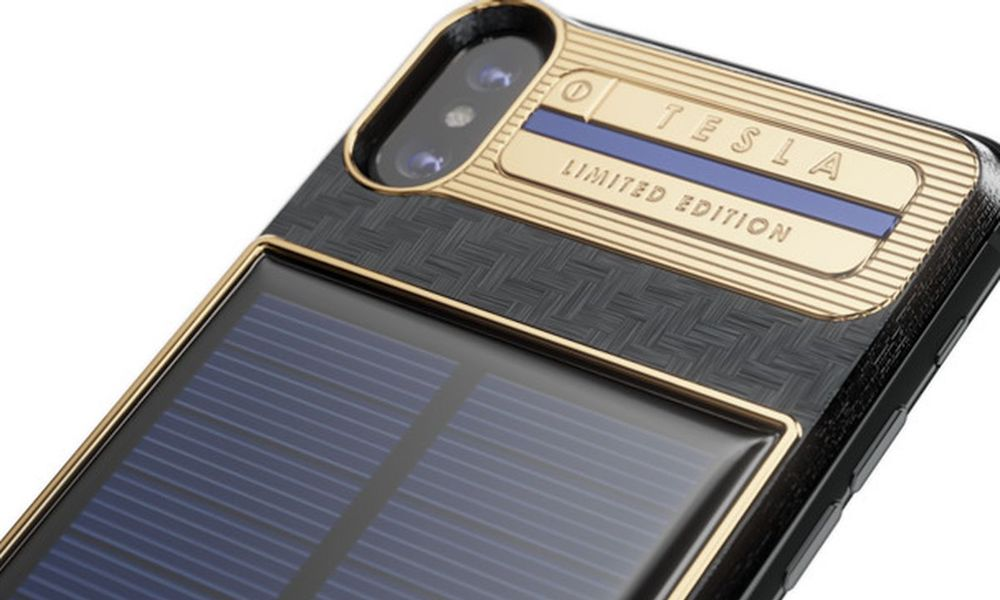 Apple Iphone Solar Charger