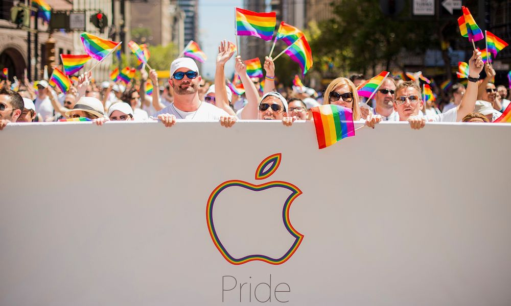 Lgbt Apple Pride