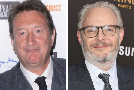 Steven Knigtht Francis Lawrence