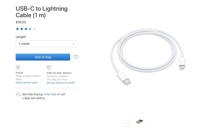Usb C Lightning Cable 19