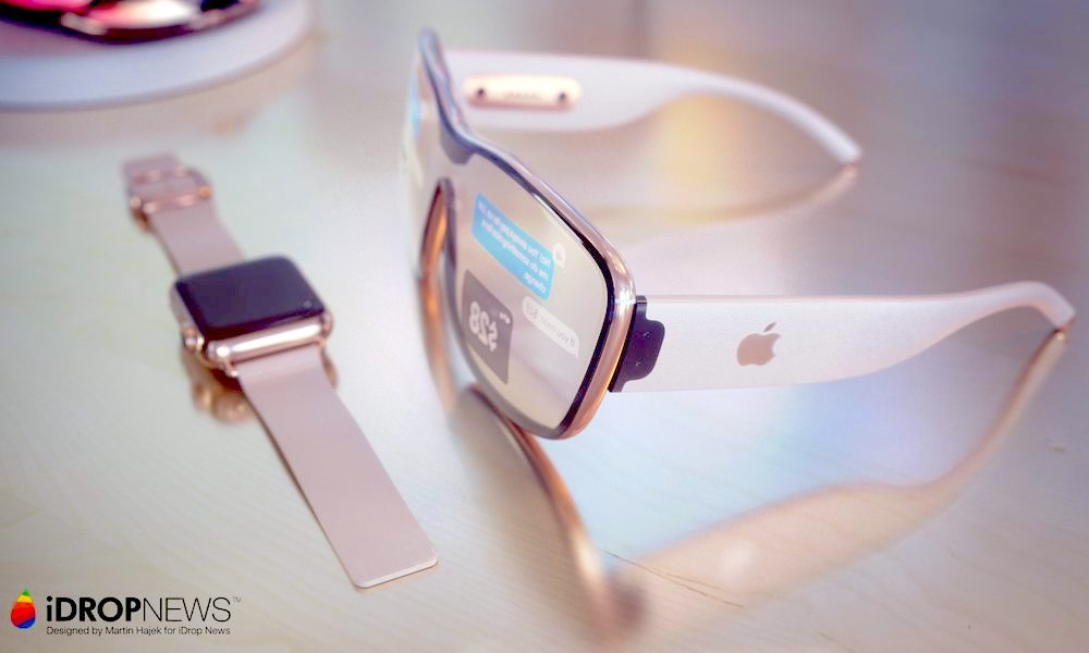 Apple Glass Ar Glasses Idrop News X Martin Hajek 36