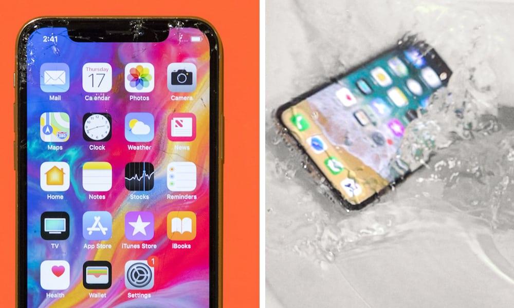 Iphone X Durability