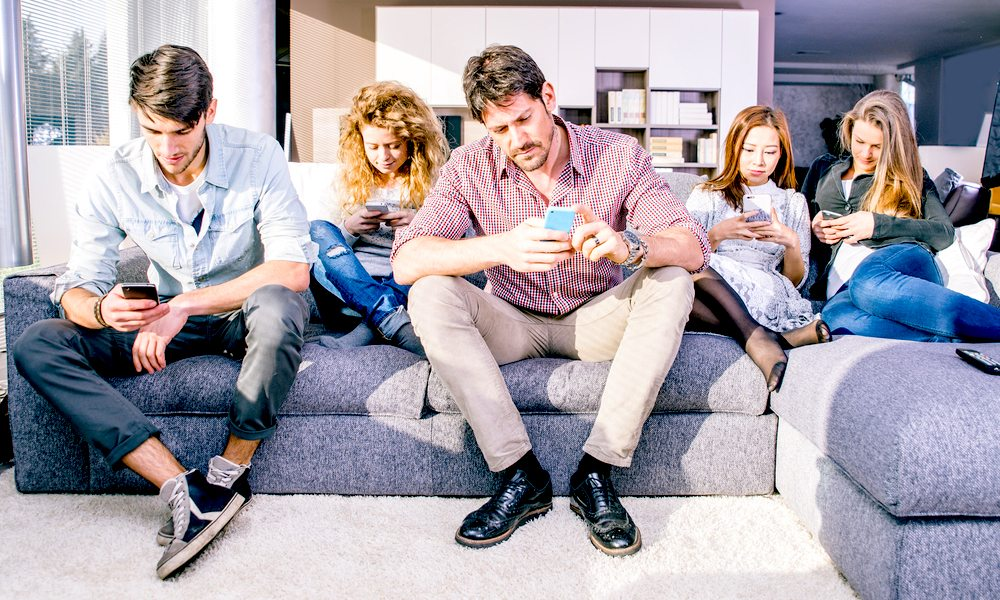 Iphone Family Ignoring
