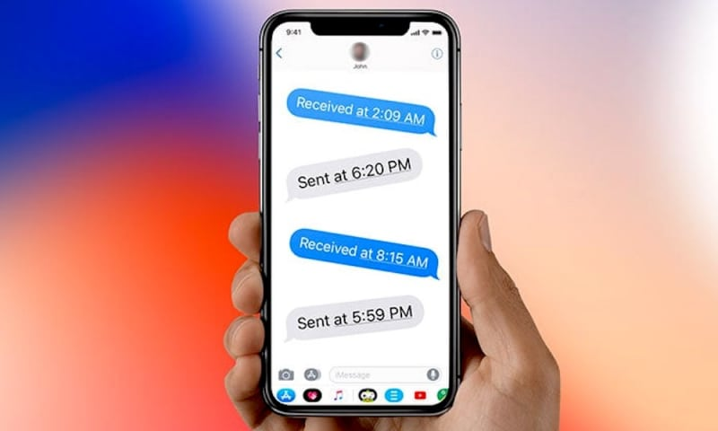 Imessages Wrong Order Fix