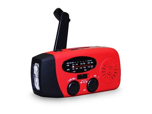 Emergency Multi Function Radio