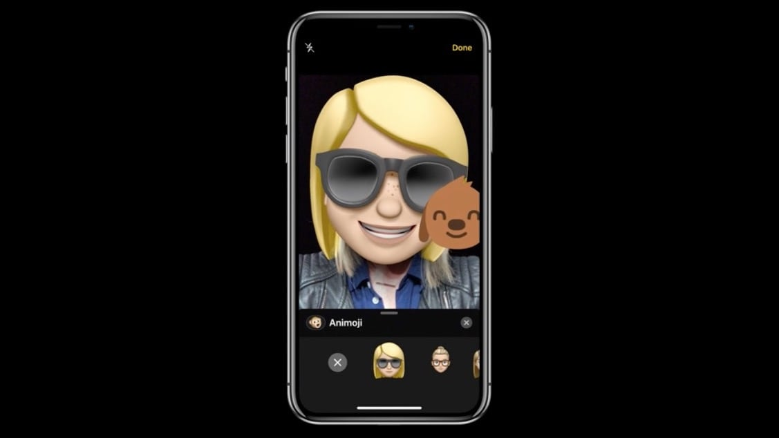New Message Effects Memoji