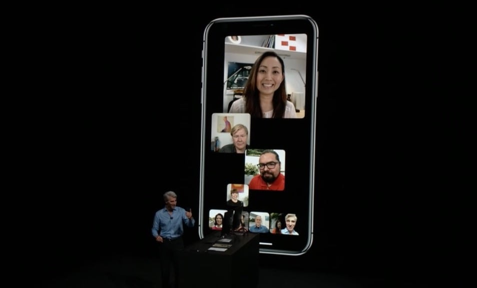 iOS 12: New Memoji, 32 User Group FaceTime, Organized