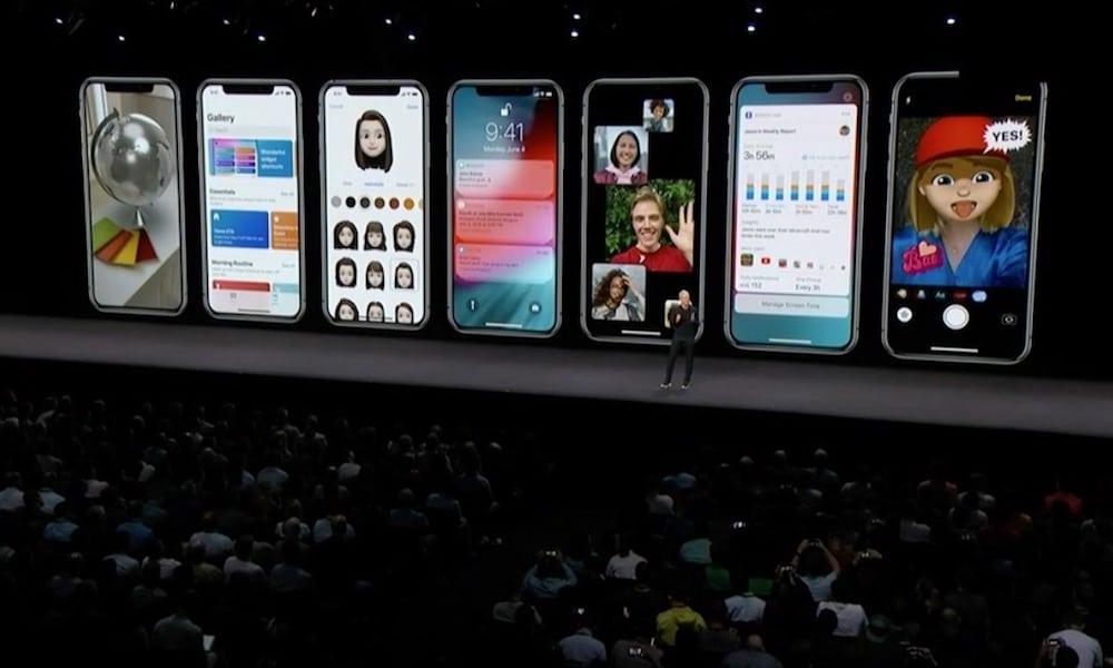 Ios 12 Iphones