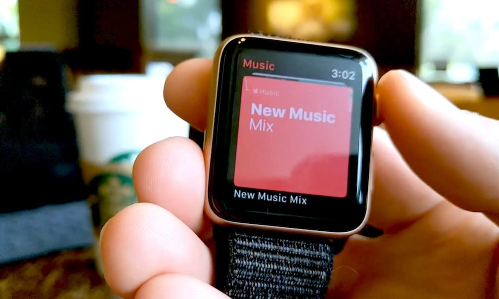 How To Listen To Music On Apple Watch Series 3 For Beginners