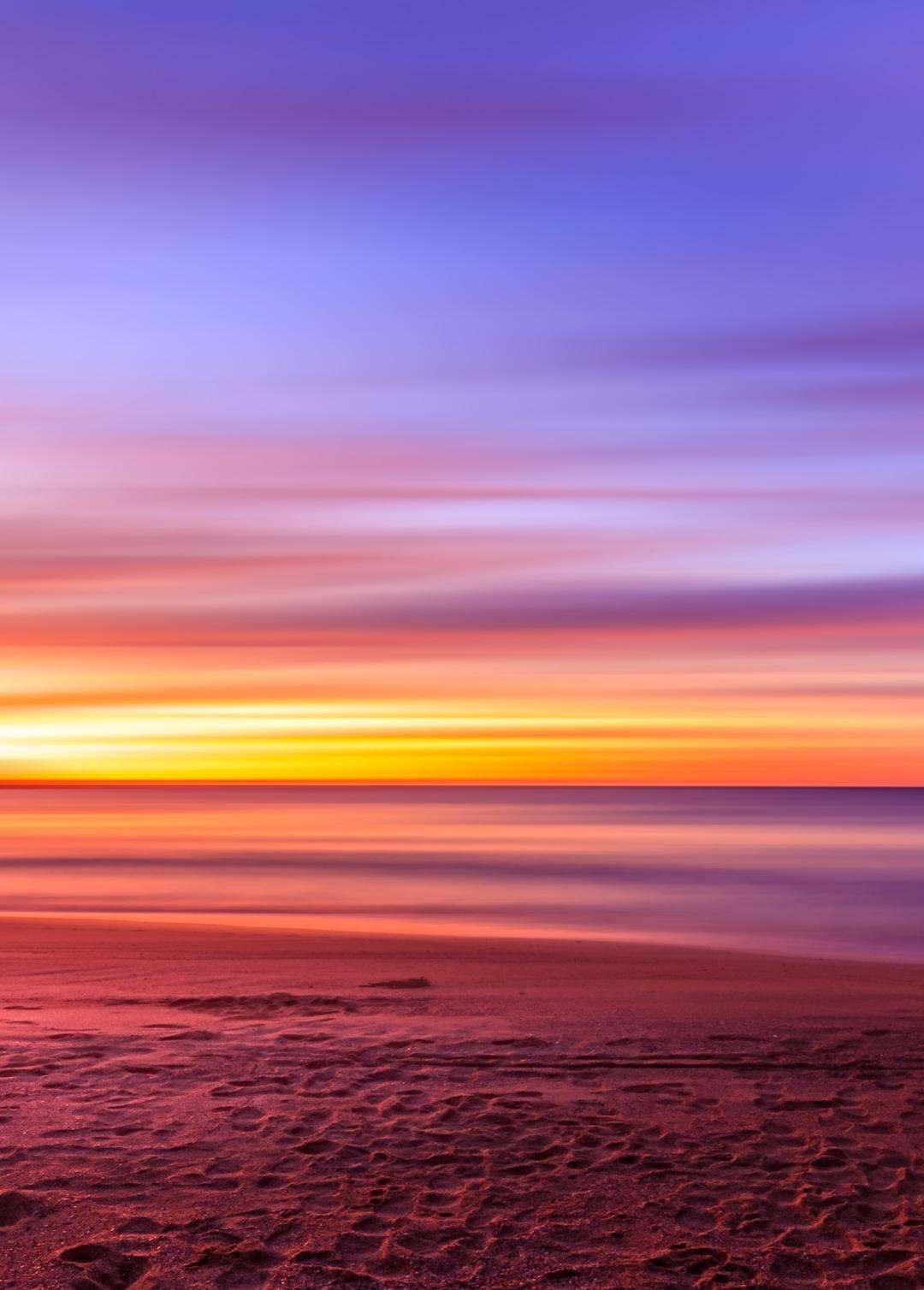 Australian Beach iPhone Wallpaper