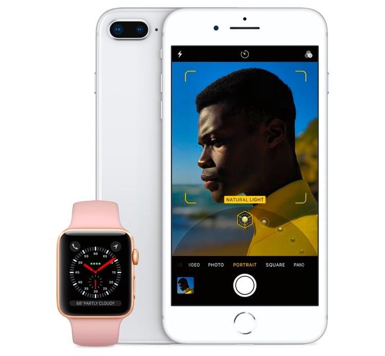 Apple Watch Iphone 8