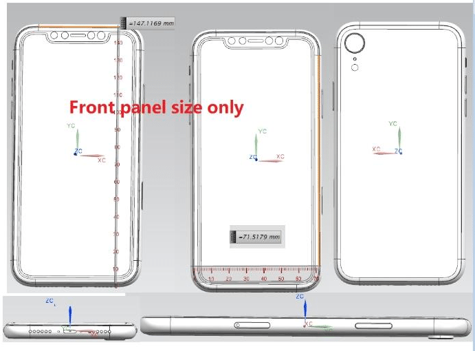 6 1 Lcd Iphone