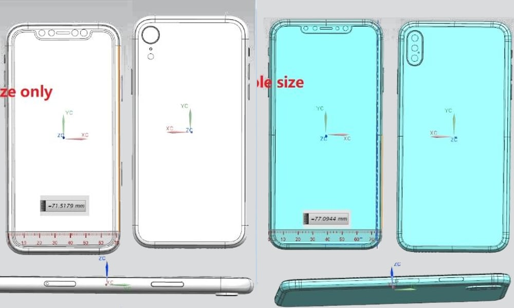 2018 Iphone Schematics
