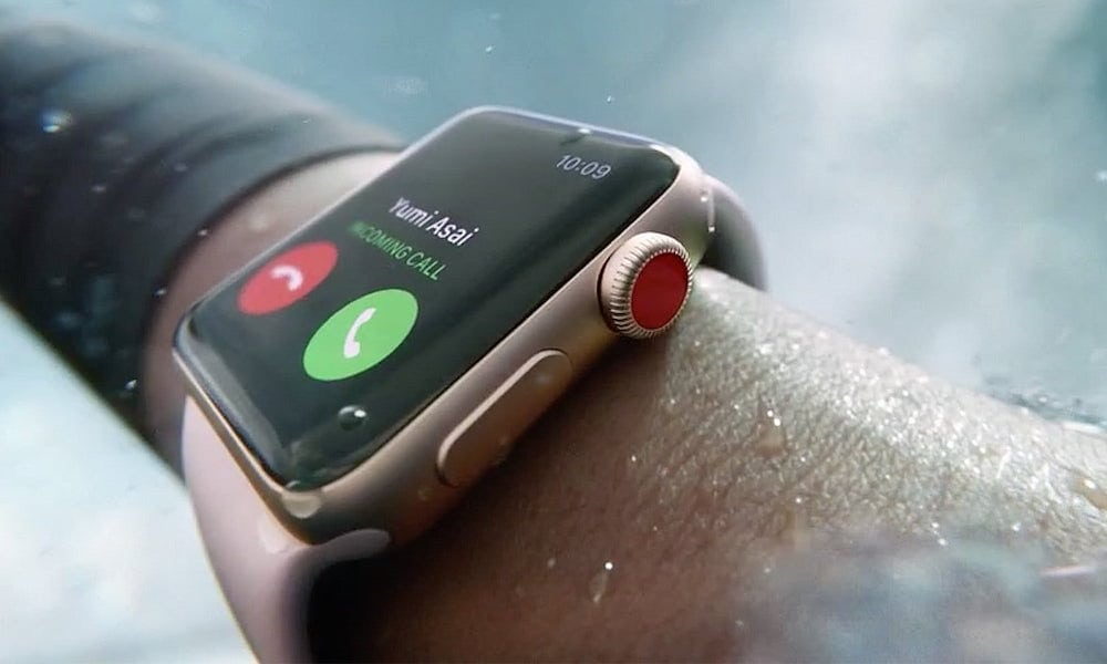 Apple Watch Series 3 Lifestlye Waterproof