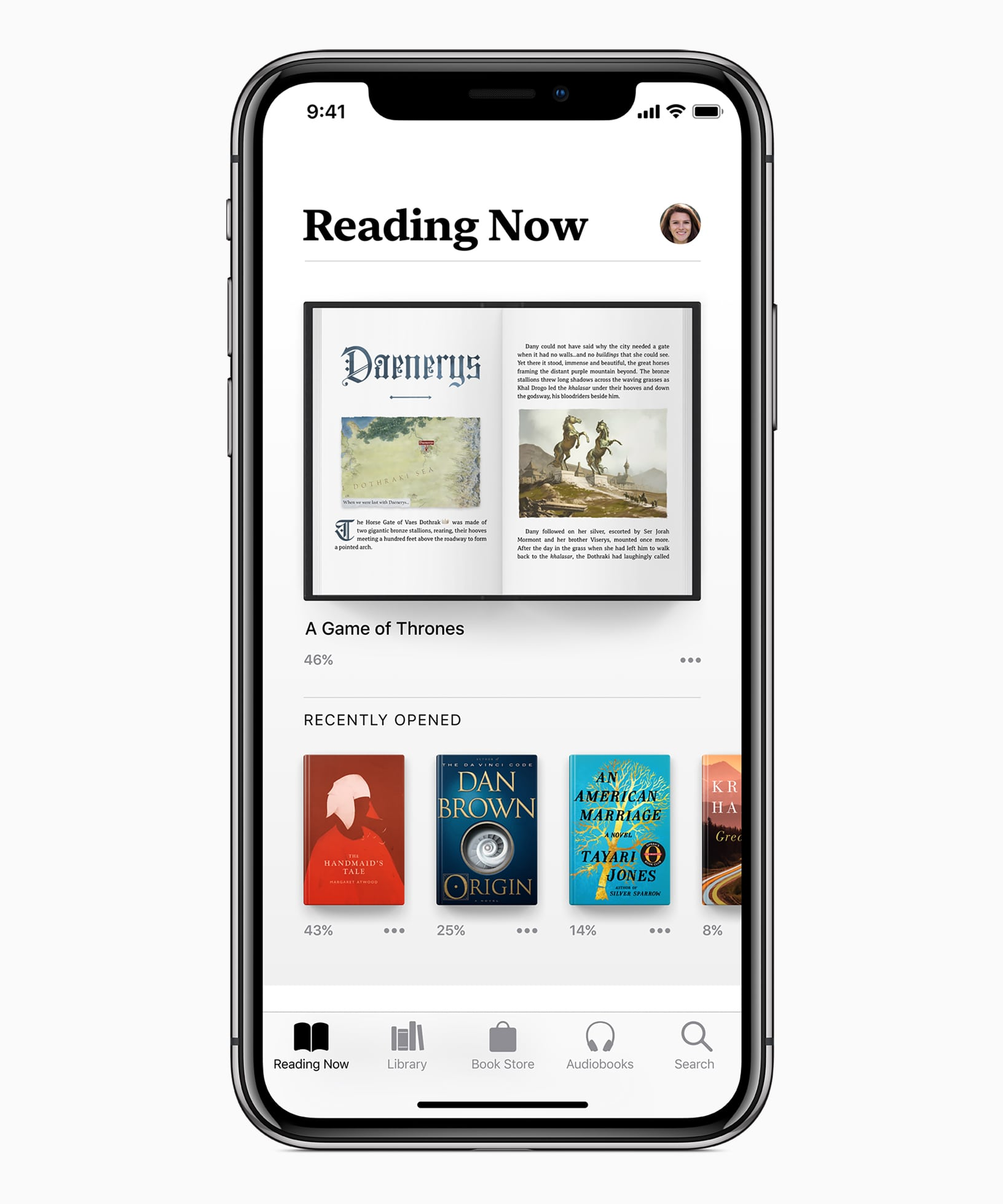 Apple Books Reading Now 06122018