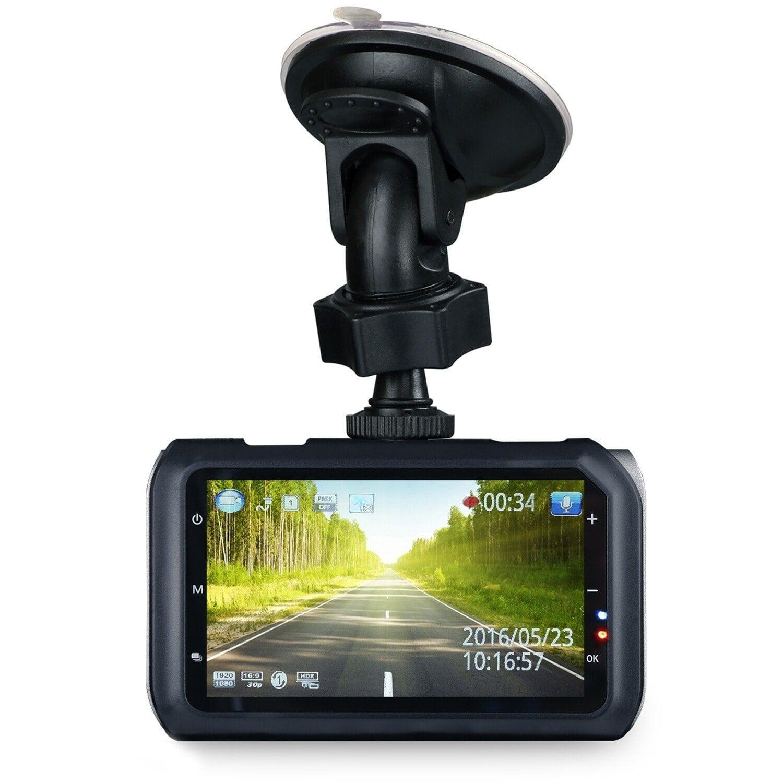 Zedge Z3 Ultra Hd Car Dash Camera