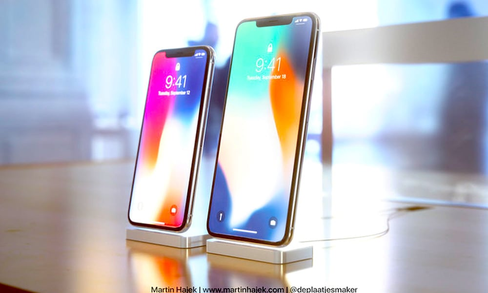Iphone X Plus Concept Image