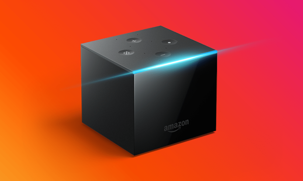 amazon fire tv cube españa