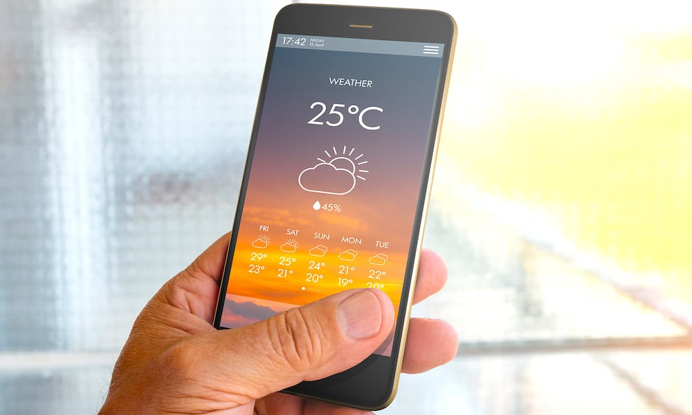 Best Weather Apps Iphone