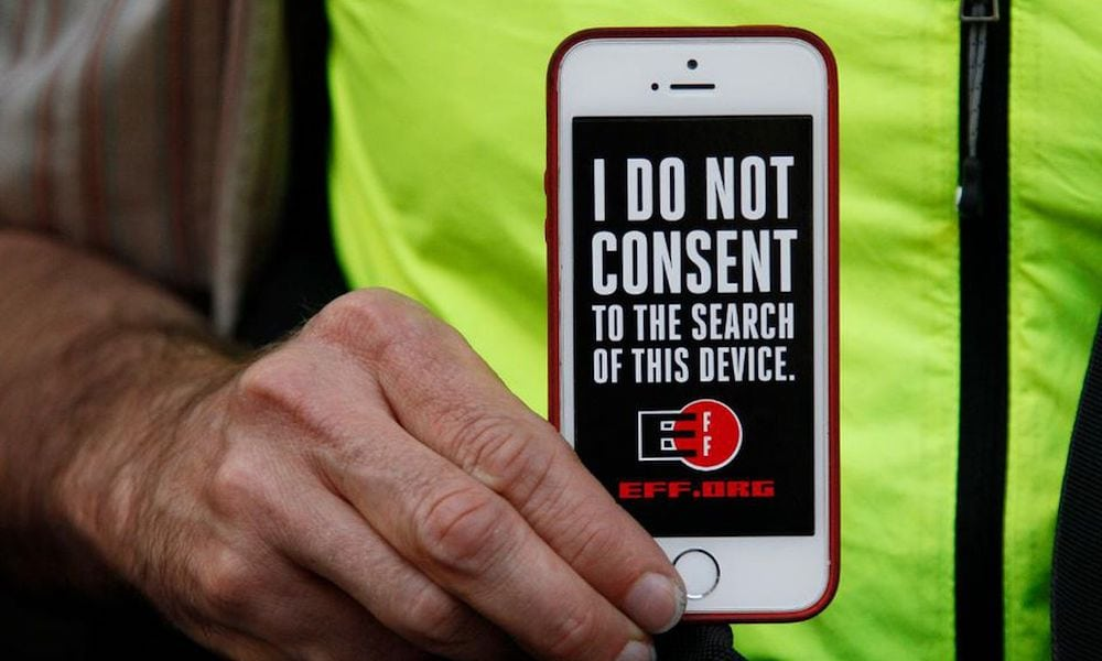 Consent Search