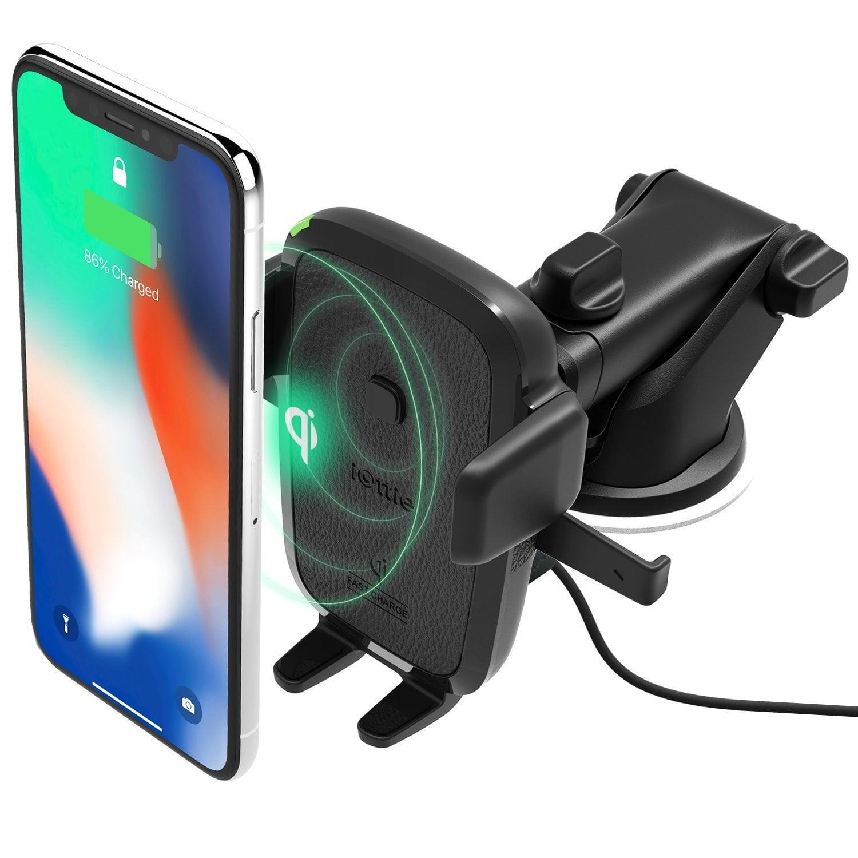 Iottie Wireless Charging Mount