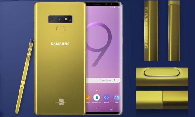 Samsung's Note 9 Will Feature New 'ISOCELL' Tech to Rival iPhone X