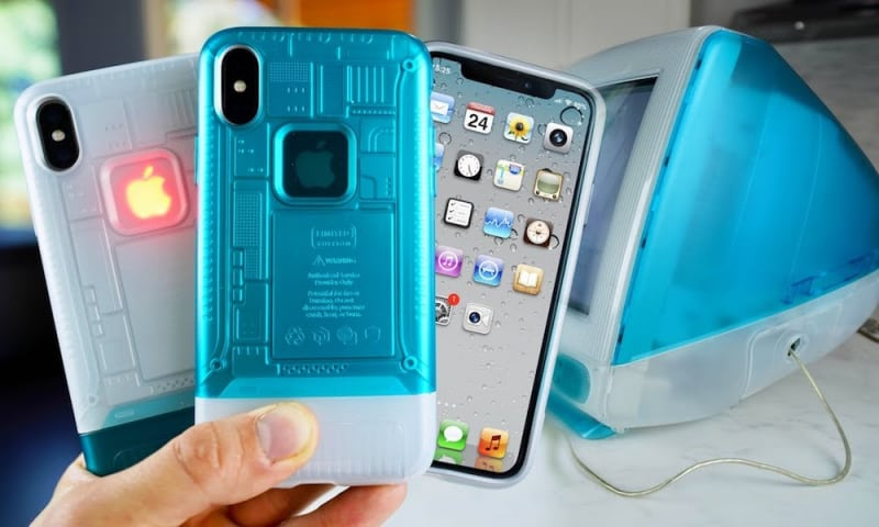 pretty nice 883b0 2760b Last Apple Facts: Spigen's Wildly-Popular Retro iPhone Cases Now ...