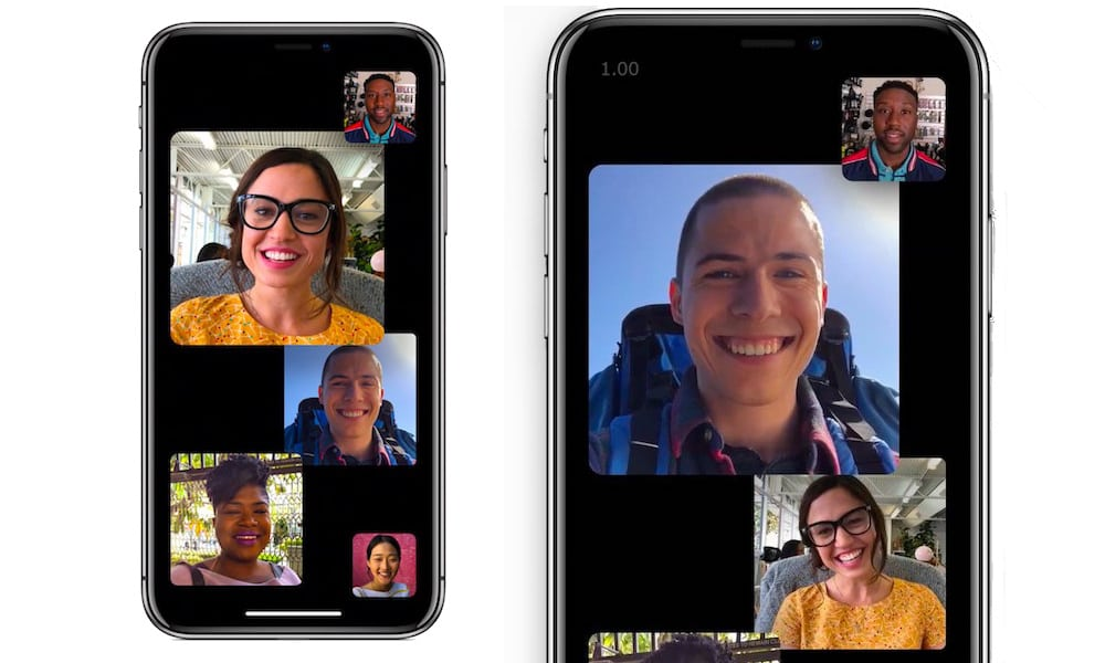 How To Group Facetime Ios 12