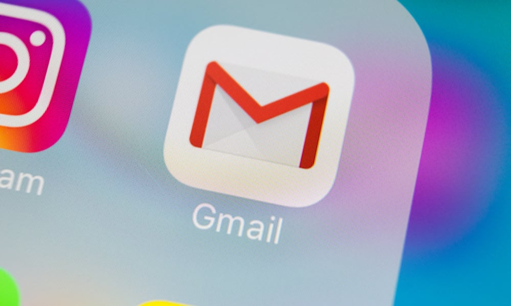 Gmail Icon Iphone X