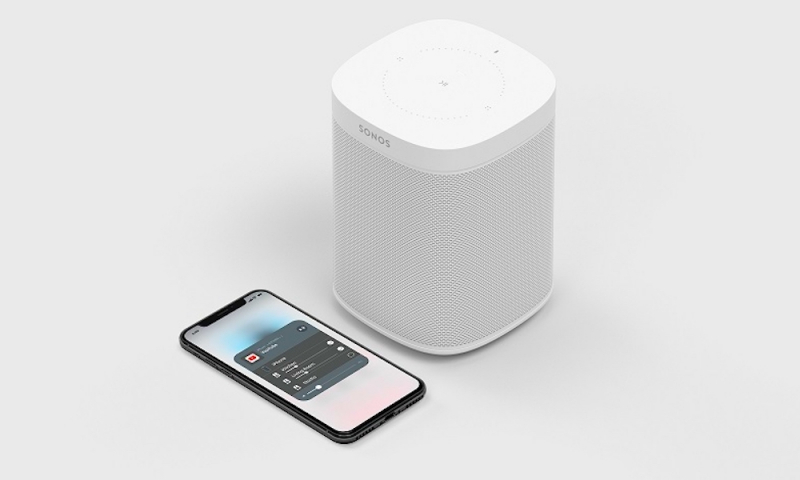 AirPlay 2 Support Has Officially Arrived on Sonos Speakers