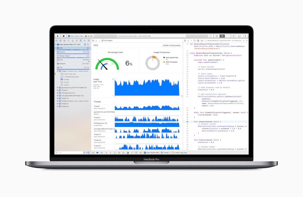 Apple Macbook Pro Update Developers Coding 07122018
