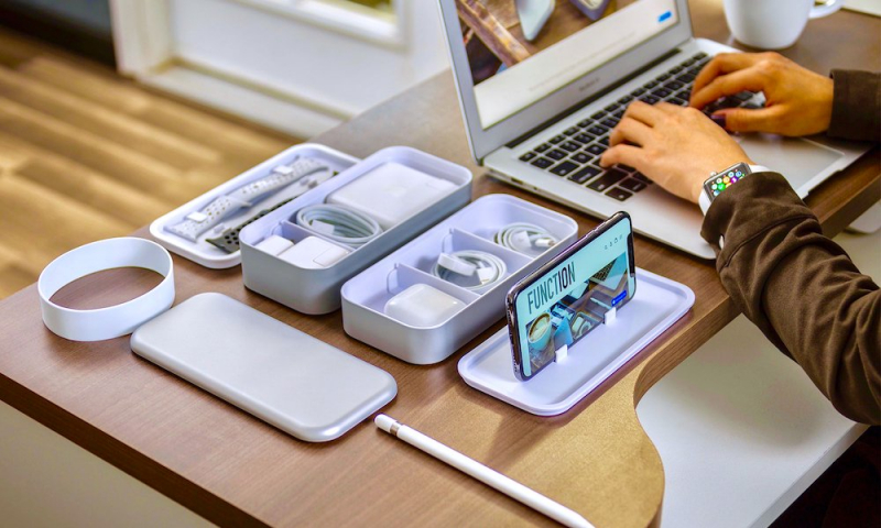 This New Case Organizes Your Apple Gear in the Most Incredible Way