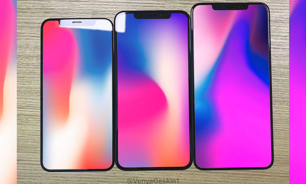 2018 New Iphone Rumors And Leaks 6 1 6 5 5 8 Inch