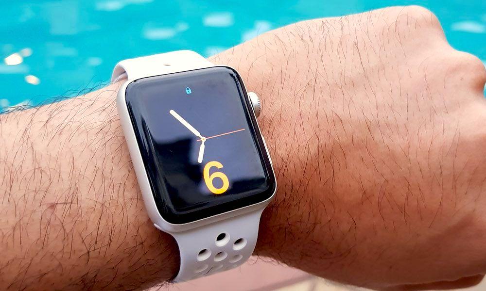 Apple Watch Sunburn Patent Tech