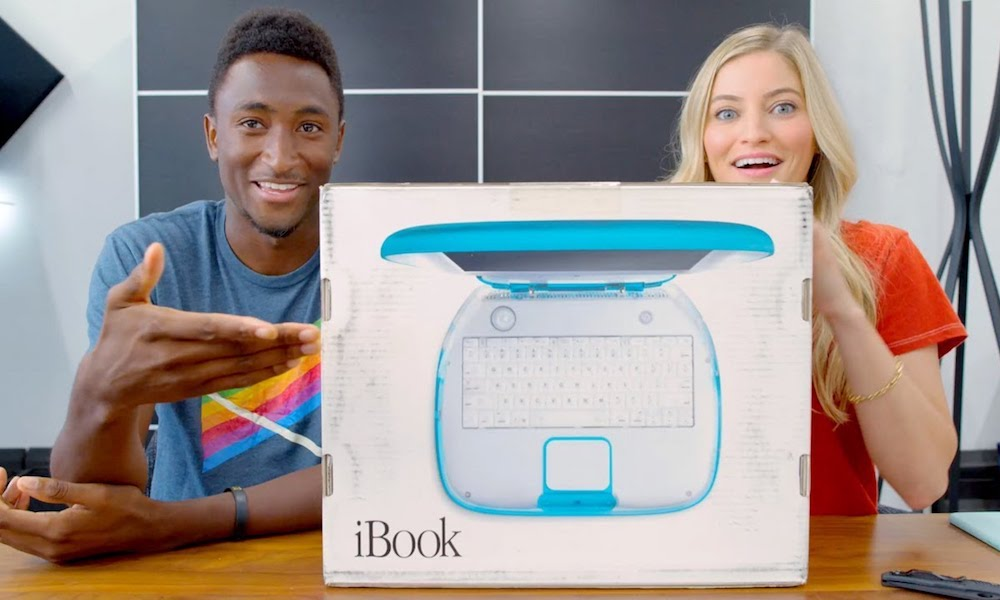 Ibook G3 Unboxing
