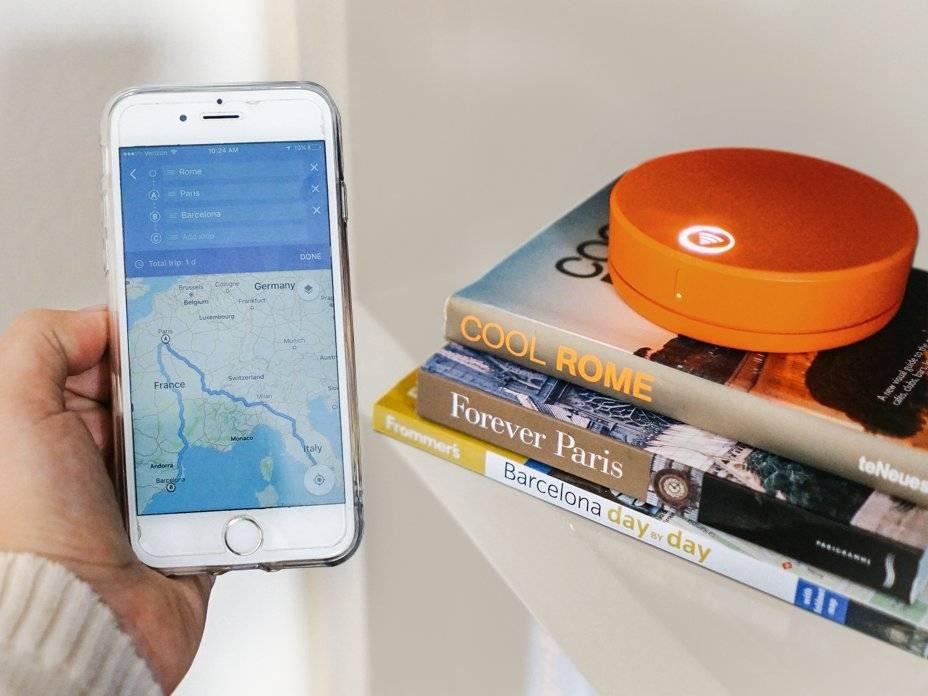 Iphone Personal Wifi Hotspot International Travel