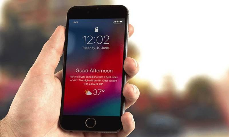 How to Add the Secret Weather Widget to Your iPhone's Lock Screen in iOS 12