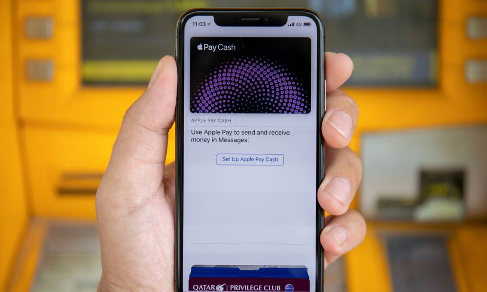 Apple Pay Cash Iphone X